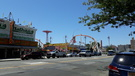 Monday fun at Coney Island